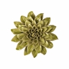 Isabella Small Ceramic Wall Decor Flower
