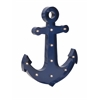 Captivating Wilson Lighted Anchor, Navy blue