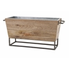 Charming Carmen Beverage Tub, Natural