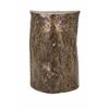 Trendy Deka Brass Clad Tree Wall Deco, Brass