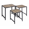 IK Groveport Nesting Tables-Set of 3