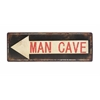 Wonderfully Crafted Man Cave Wall Decor