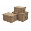Corbin Storage Boxes - Set of 3
