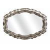 Classic Philantha Wall Mirror, Antique Bronze