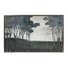 Scenic Harcourt Framed Oil Painting, Multicolor