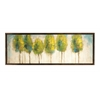 Creative Carr Forrest Oil Painting, Multicolor