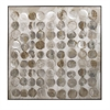 Getty Wall Decor, Shades of Brown