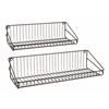 Alluring Ludovic Wall Shelf - Set Of 2