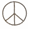 Novel Chain of Peace Wall Decor
