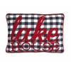 Huggable Lake House Pillow