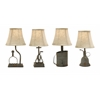 Amazing Mayberry Utensil Mini Lamps - Set of 4