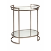 Sturdy Ancona Mirror Accent Table