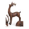 Reindeer- Natural-Right, Natural Wood