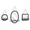 Shaving Mirrors - Set of 3