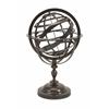 Alexander Metal Globe, Sparkling Brown