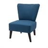 Berkley Accent Chair, Sea blue