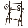 Robust & Creatively Styled Iron Towel Holder