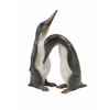 Gorgeous Craig Penguins Statues - Assorted 2, Multicolor