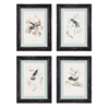 Hummingbird Wall Decor - Ast 4, Multicolor