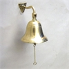 Benzara German Ship Bell Perfectly Functional Maritime Home Decor