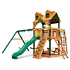 Malibu Navigator Swing Set w/ Timber Shield