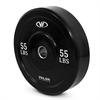 Valor Fitness BP-55 55lb Bumper Plate (1)