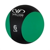 Valor Fitness RXM-6 medicine ball, 6-Pound