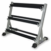 Valor Fitness 3 Tier (40) Dumbbell Rack