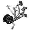 Valor Fitness CB-14 Plate Loaded Seated Row Machine / Chest Pull with Independent Arms