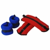 Valor Fitness (1) 2lb- (1) 3lb Red / Blue Weight Set (4)