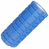 Valor Fitness GRID Foam Roller Blue