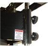 "Valor Fitness CA-53 2"" Speed Bag Platform (Comes with Bag and Pump)"