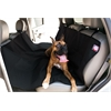 Black Universal Waterproof Hammock Back Seat Cover By Pet Products