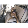 Tan Universal Waterproof Back Seat Cover By Pet Products