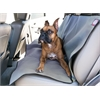 Majestic Grey Universal Waterproof Back Seat Cover By Majestic Pet Products
