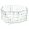 "Majestic 24"" Exercise Pen By Majestic Pet Products-Small"