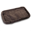 "42"" Charcoal Crate Pet Bed Mat By Pet Products"