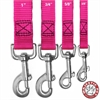 Majestic 3/4in x 6ft Lead Pink By Majestic Pet Products