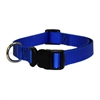 Majestic 10in - 16in Adjustable Collar Blue, 10 - 45 lbs Dog By Majestic Pet Products