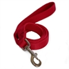 Majestic 1in x 4ft Dbl Lead Red By Majestic Pet Products