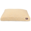 Majestic Citrus Towers Medium Rectangle Pet Bed