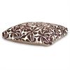 Majestic Chocolate Plantation Large Rectangle Pet Bed