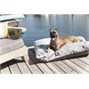 Gray Links Large Rectangle Pet Bed