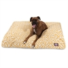 Citrus Aruba Extra Large Rectangle Pet Bed