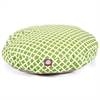 Sage Bamboo Medium Round Pet Bed