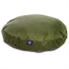 Majestic Fern Villa Collection Medium Round Pet Bed