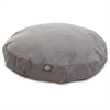 Majestic Vintage Villa Collection Medium Round Pet Bed