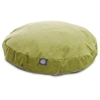 Apple Villa Collection Medium Round Pet Bed