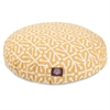 Citrus Aruba Medium Round Pet Bed