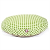 Sage Bamboo Large Round Pet Bed